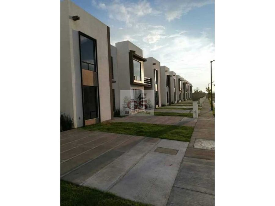 casas en venta ancona residencial celaya gto