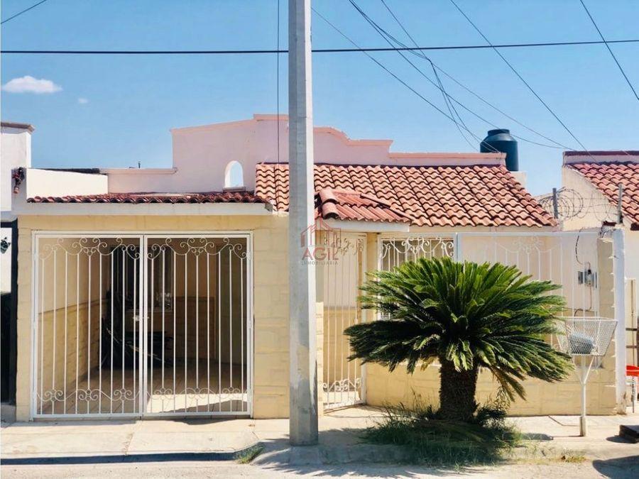 casas en venta fracc villas san jose