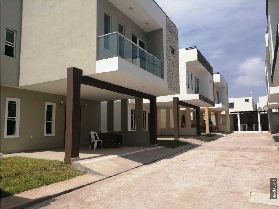 casas en venta residencial monaco ciudad madero