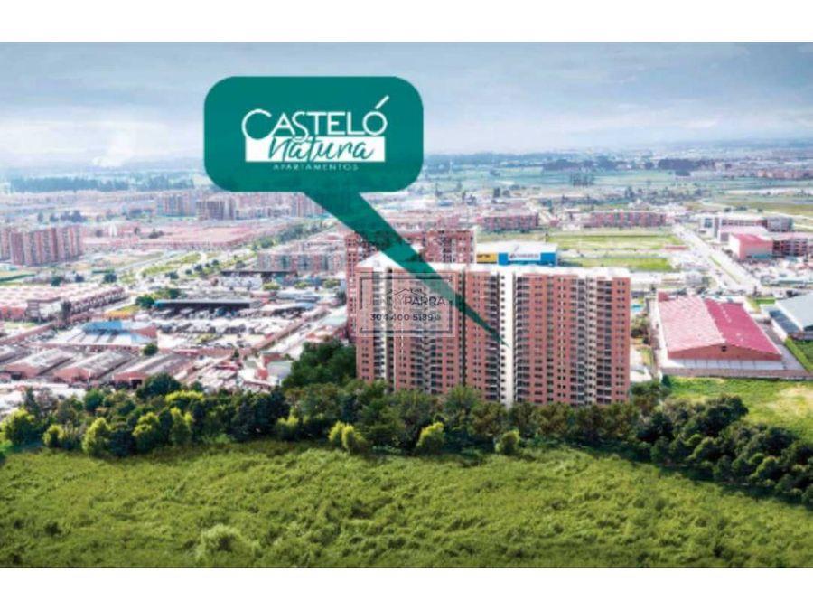 castelo apartamentos en bogota