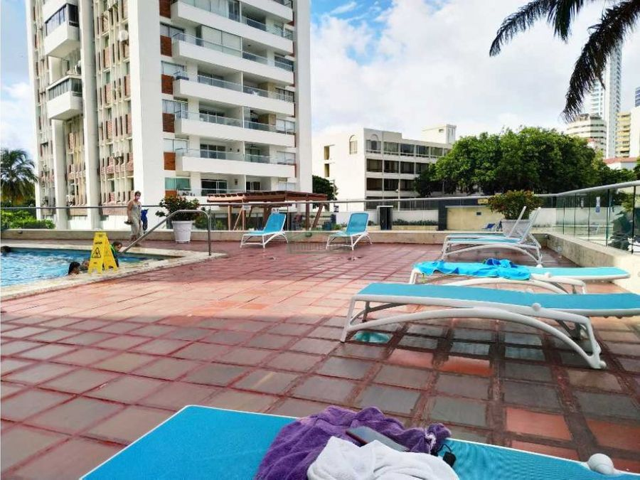 cartagena venta apartamento 2 alcobas en el laguito