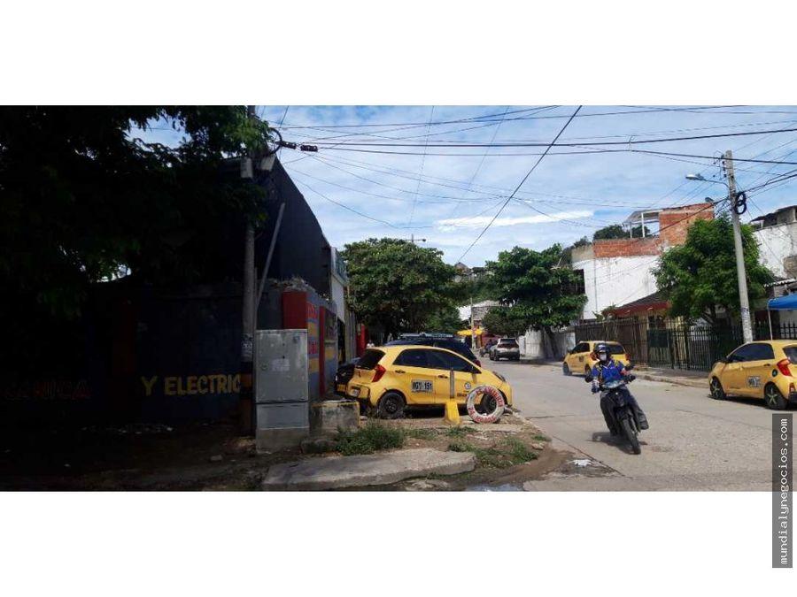 cartagena de indias cod 020 en venta lote comercia barrio torices