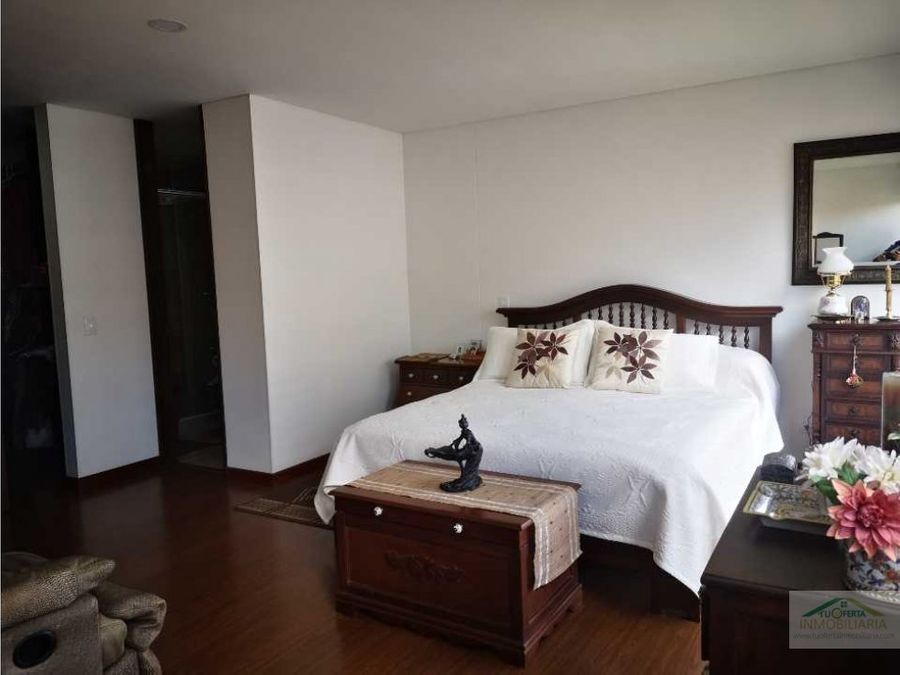 cedritos penthouse 131 m2