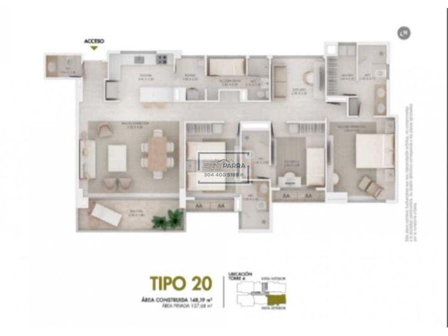 central garden apartamentos en barranquilla