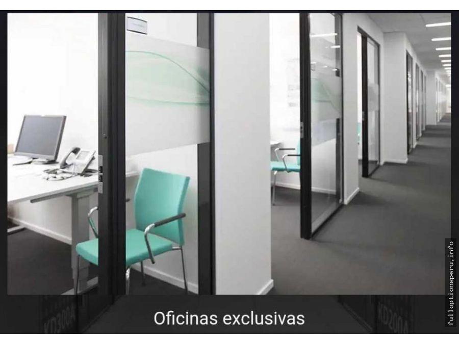 city center arequipa oficinas