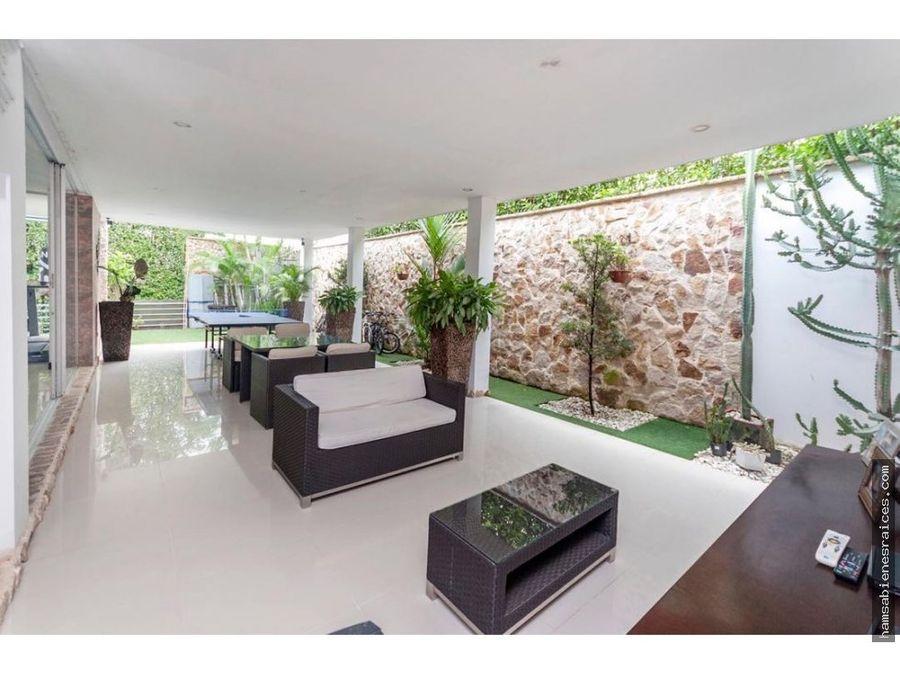 ciudad jardin dos pisos remodelada