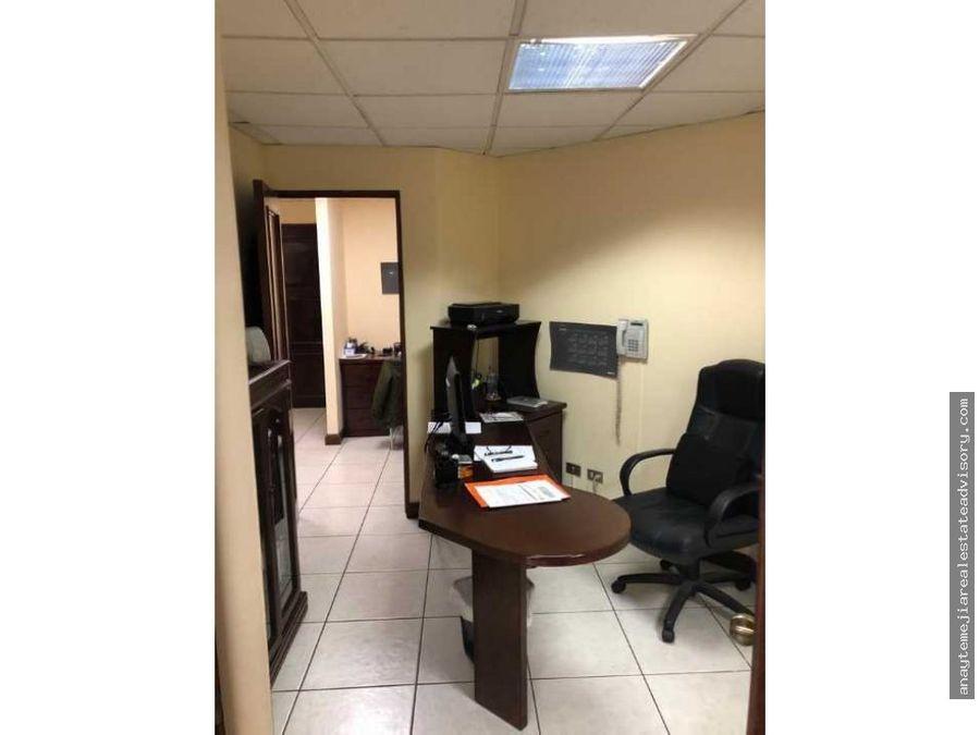 clinica medica en renta en edificio multimedica zona 15 vhi
