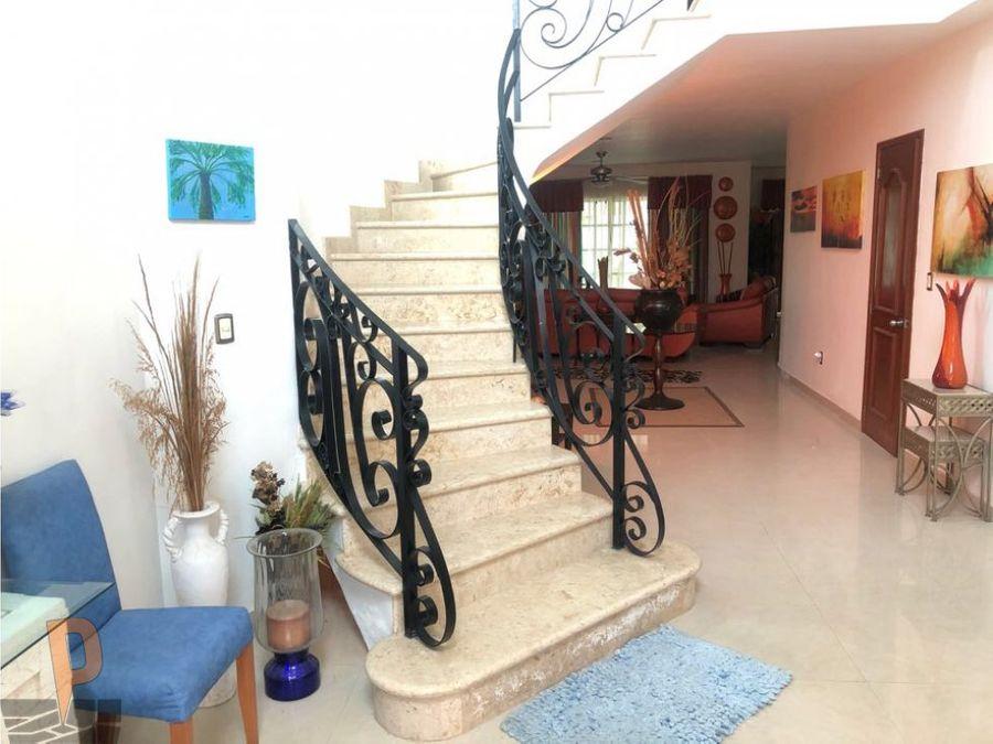 casa en club real residencial marina mazatlan