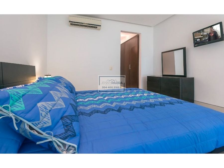 comodo apartamento duplex en castillogrande
