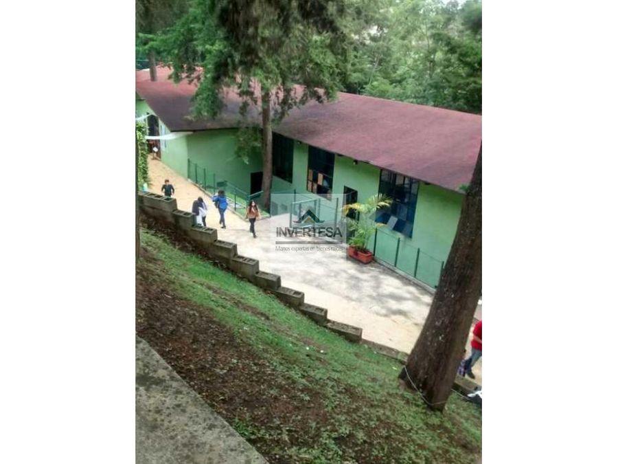 colegio con 25 aulas carr san jose pinula