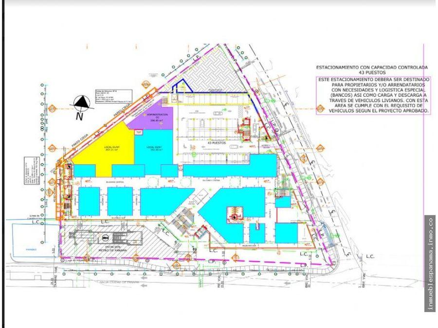 comercial en arrendar tocumen rah pa 20 5868