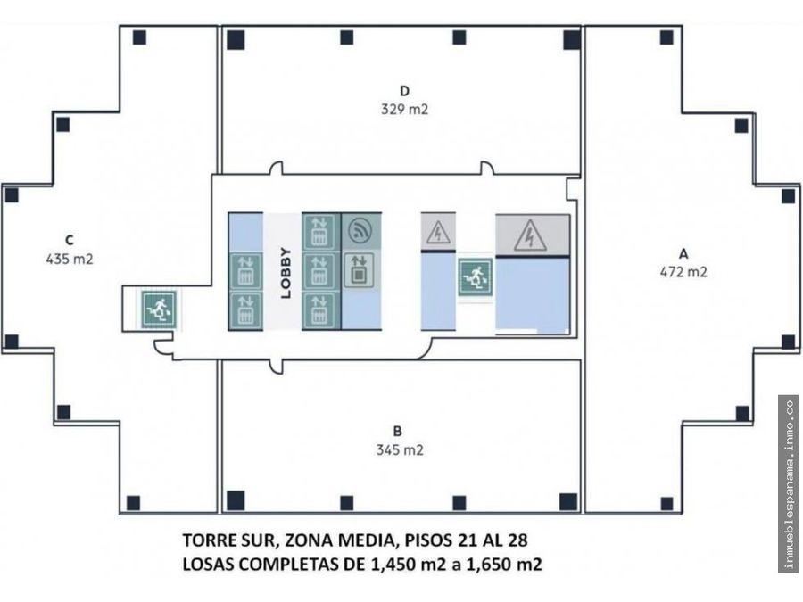 comercial en arrendar obarrio rah pa 20 445