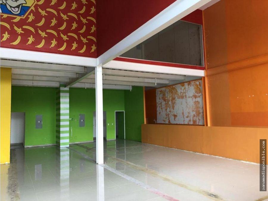 comercial en arrendar panama rah pa 20 12516