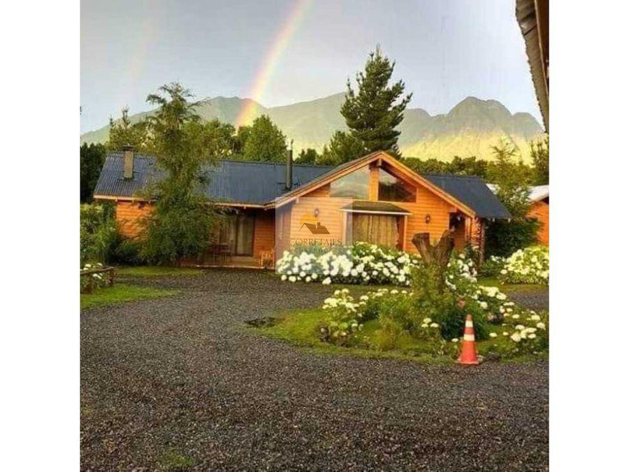 complejo cabanas hermoso 7 cabanas pucon