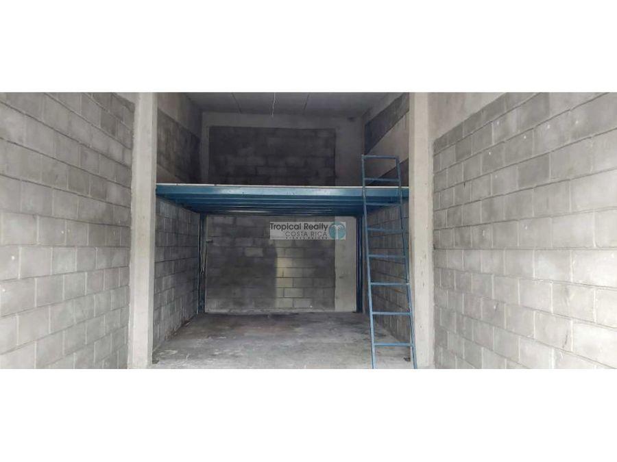 complejo de 36 bodegas en venta escazu