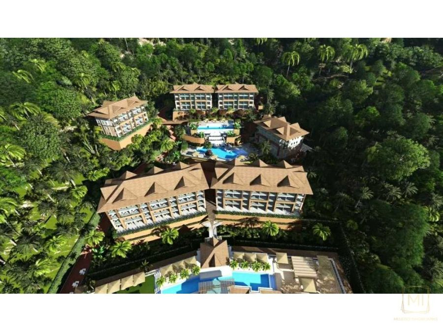 complejo residencial exclusivo en samana
