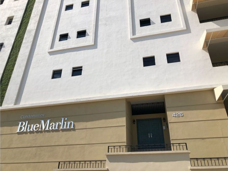 condominio blue marlin zona dorada mazatlan