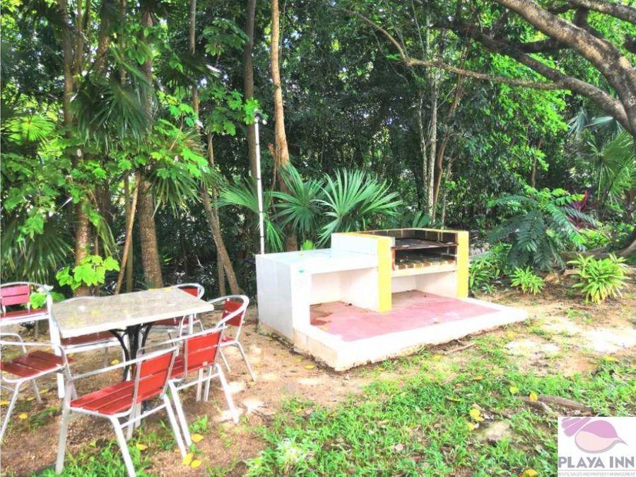 condominio green village playacar fase ii