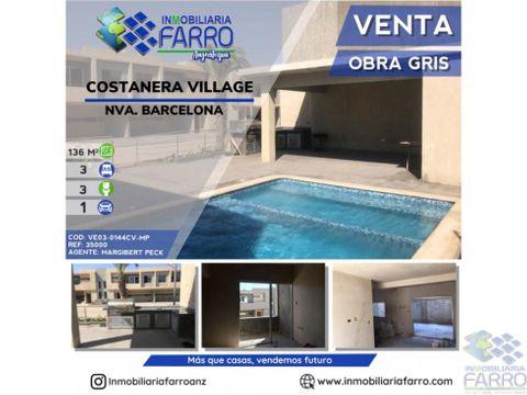 costanera village