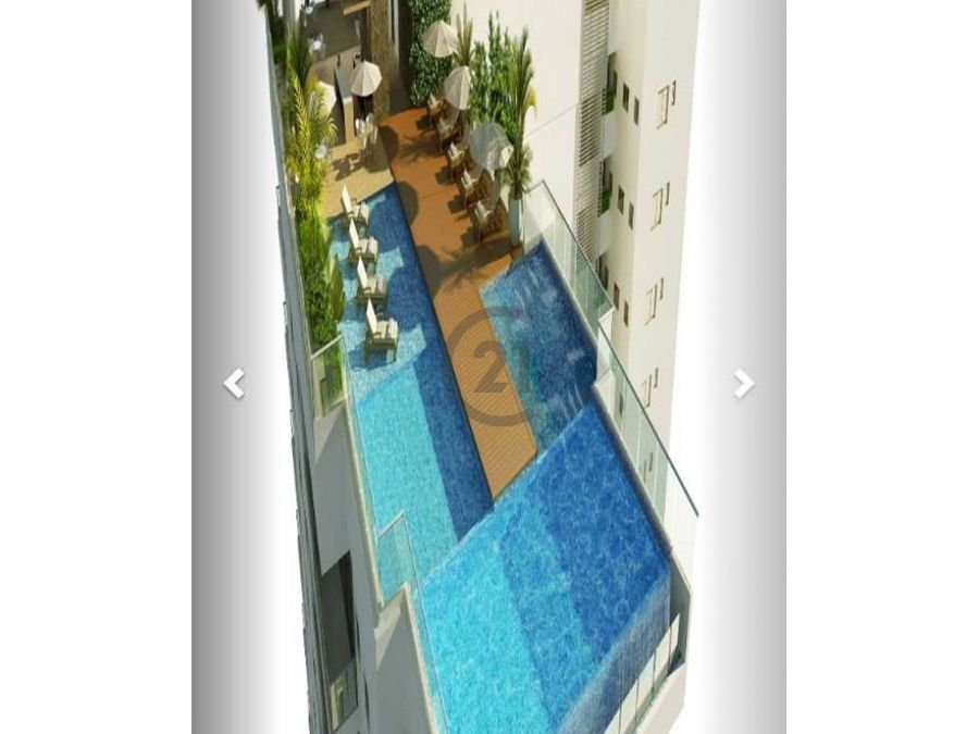 duplex tipo hotel cartagena