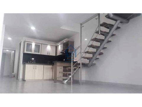 apartamento duplex para estrenar cabanitas bello