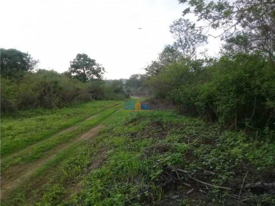 de oportunidad a la venta 138 hectareas