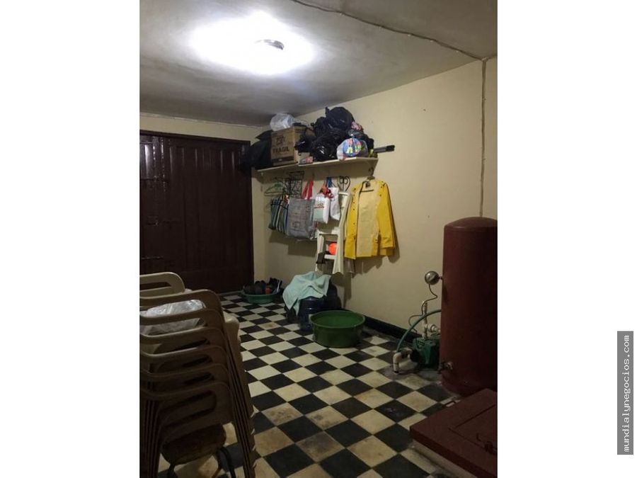 de oportunidad casa de un solo piso en via principal sta marta arc