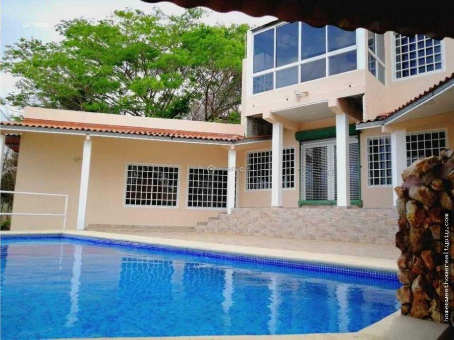 oferta gran oportunidadvendo hermosa casa en chame