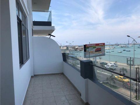de venta suite con vista al mar manta
