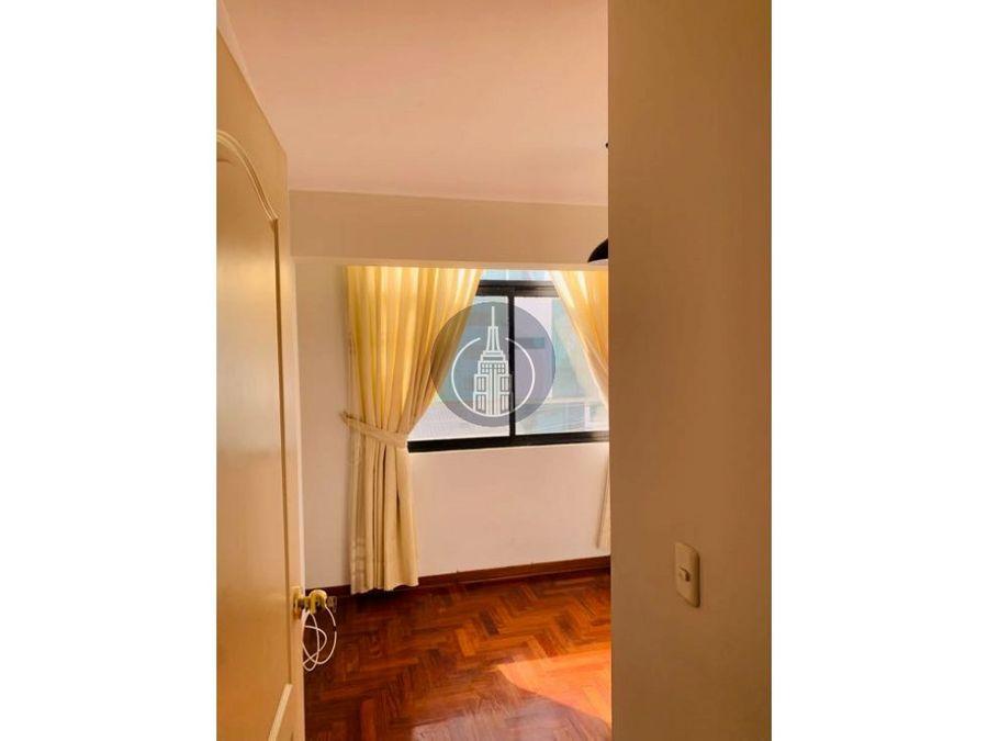 deparatemnto 3 habitaciones vista externa en miraflores