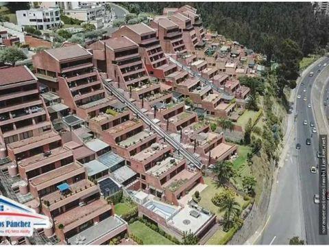 departamento 420m2 urbanizacion colinas del pichincha