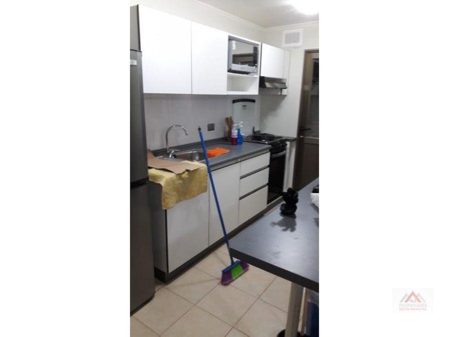 departamento amoblada condominio los libertadores