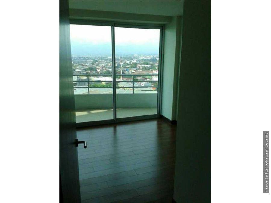 departamento de 2 habitaciones en exclusiva torre de paseo colon