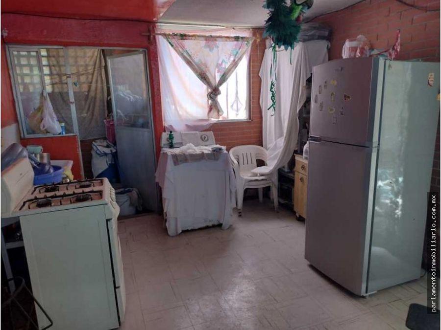 departamento en unidad habitacional el capulin