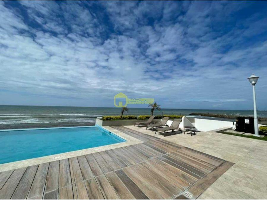 departamento en venta con hermosa vista al mar y cerca de todo