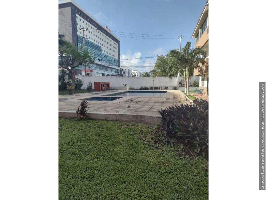 departamento en zona centrica de cancun