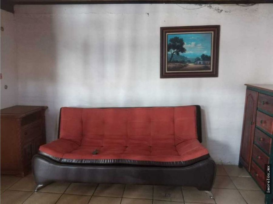 excelente bungalow en el centro de yautepec