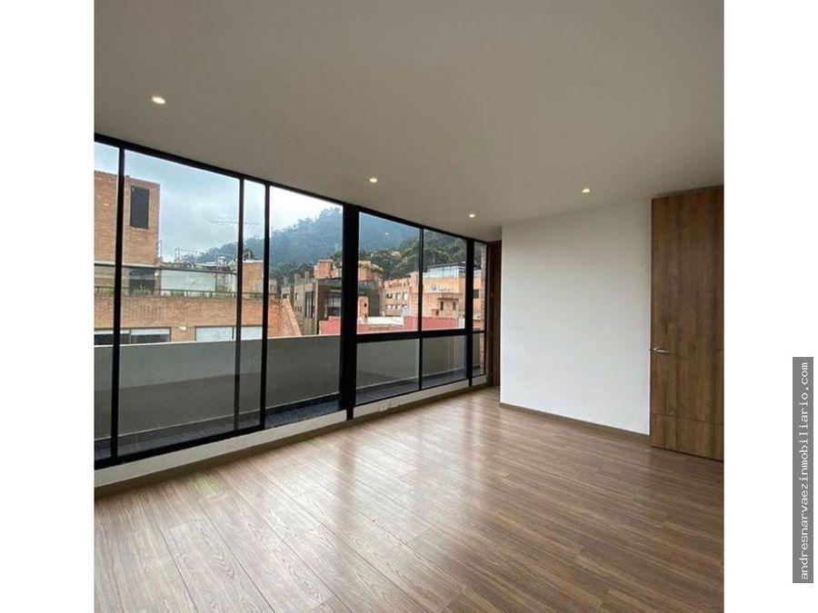 excelente duplex en rosales con terraza