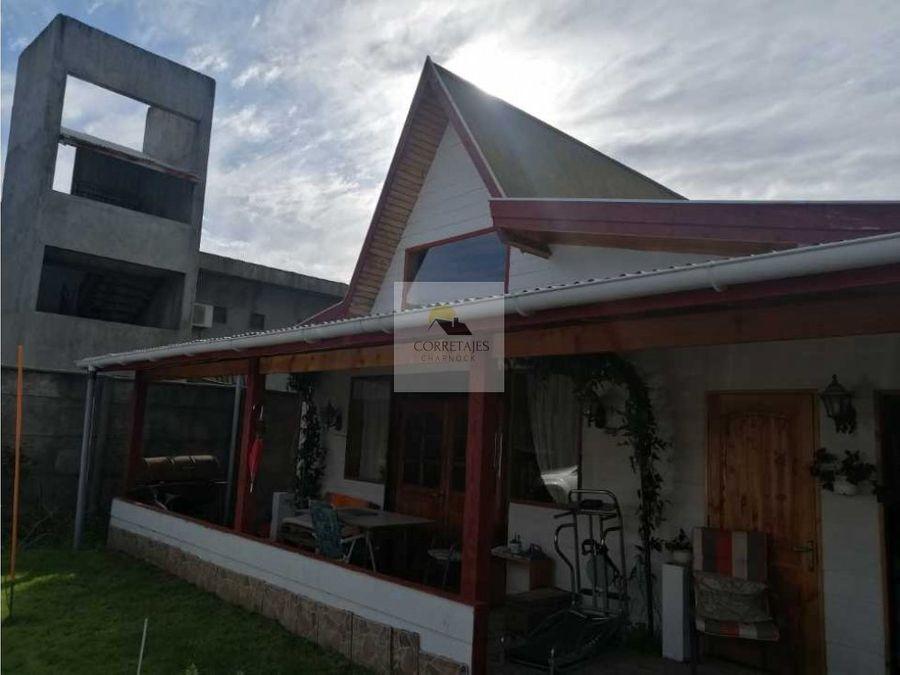 excelente inversion casa oficinas locales cabana centro pucon