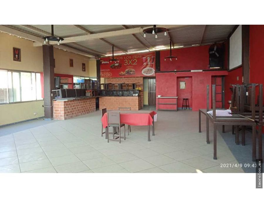 excelente local ideal restaurante