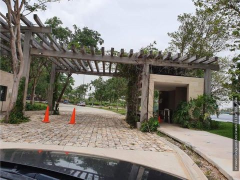 exclusivo terreno residencial en cabo norte en merida yucatan