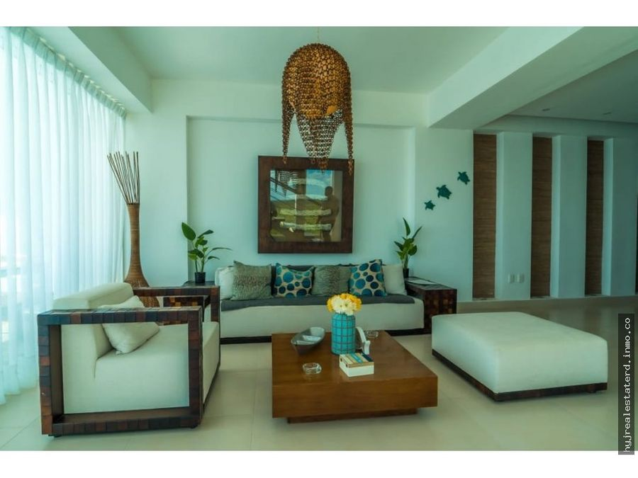 exclusivo penthouse en atabay juan dolio