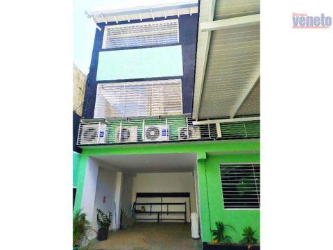 edificio con estacionamiento en venta centro de barquisimeto