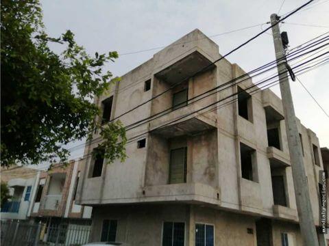 se remata edificio con cinco apartamentos en valledupar 01