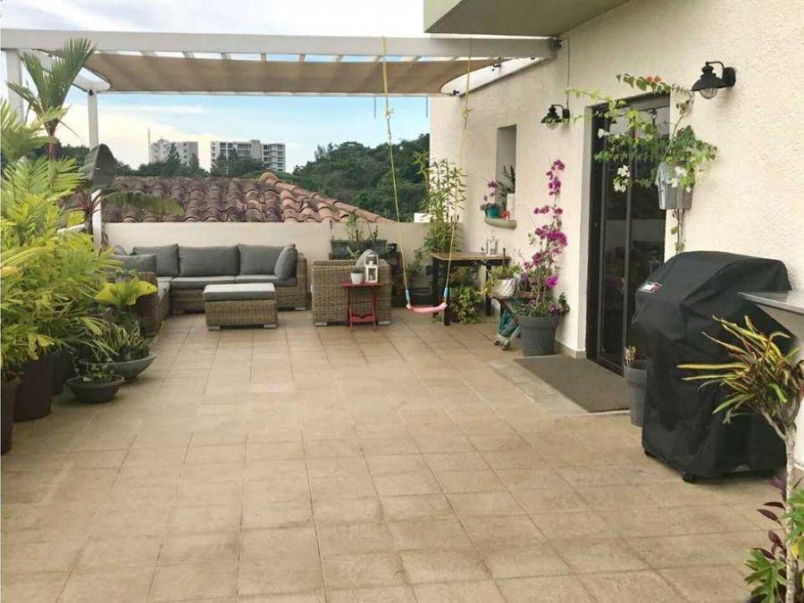 embassy village apatamento unico en su estilo impresionante terraza