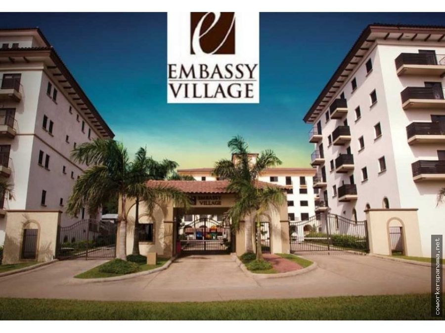 embassy village apartmentos