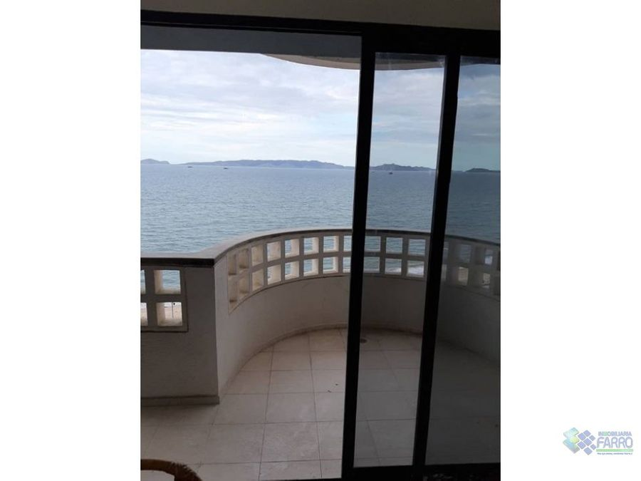 en alquiler apartamento con vista al mar al03 0435cd zm
