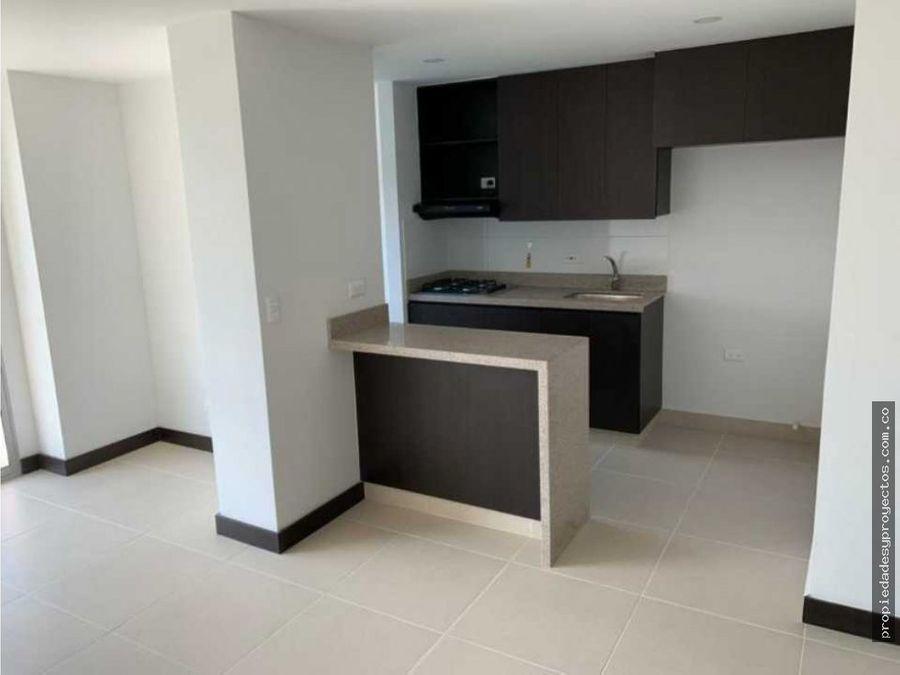 en arriendo apartamento nuevo sector san antonio de pereira