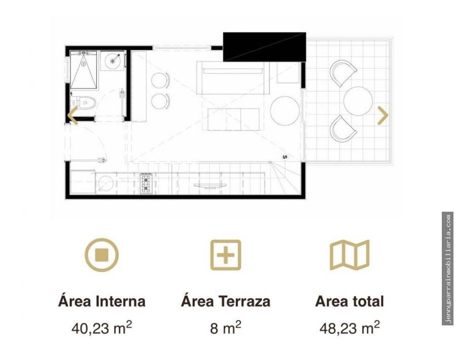 en bocagrande apartamentos amoblados con doble altura