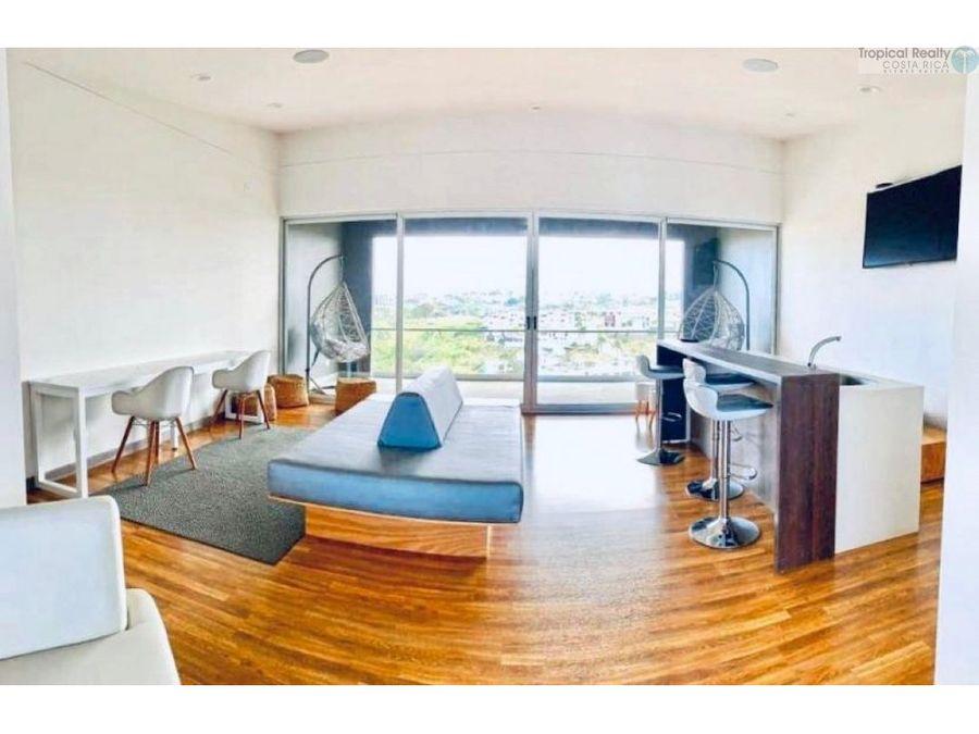 apartamento para alquiler en el condominio caia con linea blanca